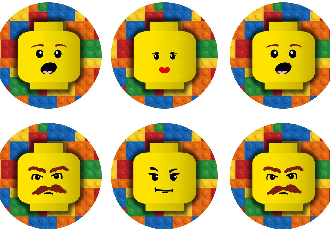 Lego Face Theme
