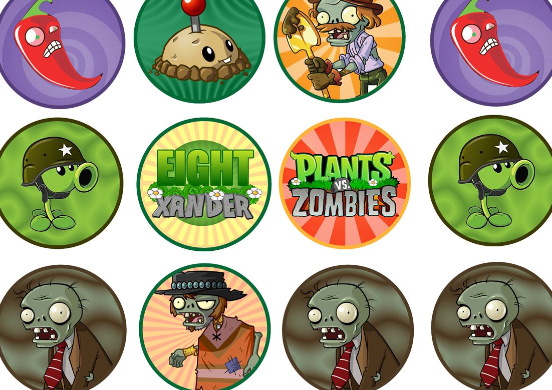Plants And Zombies Theme